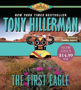 First Eagle CD Low Price - Tony Hillerman - cover