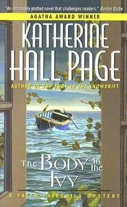 The Body in the Ivy - Katherine Hall Page - cover