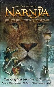 The Lion the Witch and the Wardrobe - C. S. Lewis - cover