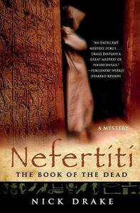 Nefertiti: The Book of the Dead - Nick Drake - cover