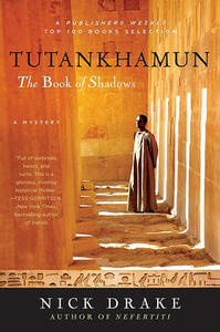 Tutankhamun: The Book of Shadows - Nick Drake - cover