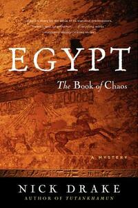 Egypt: The Book of Chaos - Nick Drake - cover