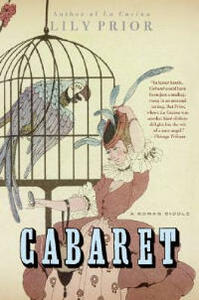 Cabaret: A Roman Riddle - Lily Prior - cover