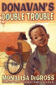 Donavan's Double Trouble - Amy Bates,Monalisa DeGross - cover