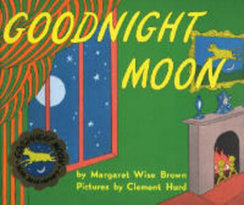 Goodnight Moon - Margaret Wise Brown - cover