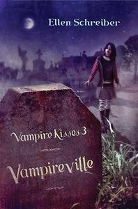 Vampireville - Ellen Schreiber - cover