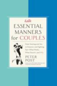 Essential Manners for Couples - Peter Post - cover