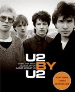 U2 by U2 - U2,Neil McCormick - cover