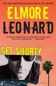 Get Shorty - Elmore Leonard - cover