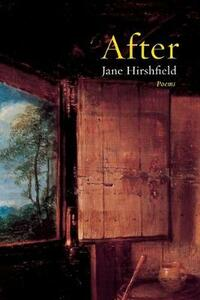 After: Poems - Jane Hirshfield - cover