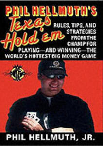 Phil Hellmuth's Texas Hold'em - Phil Hellmuth - cover