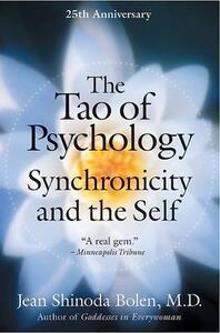 The Tao of Psychology - Jean Shinoda Bolen - cover