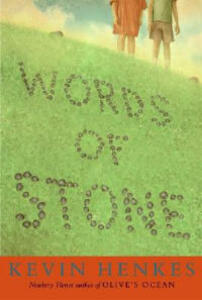 Words of Stone - Kevin Henkes - cover