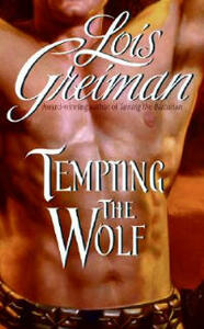 Tempting The Wolf - Lois Greiman - cover