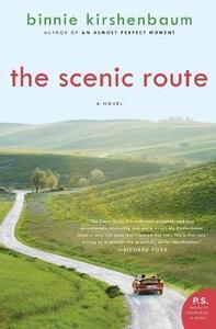 The Scenic Route: A Novel - Binnie Kirshenbaum - cover