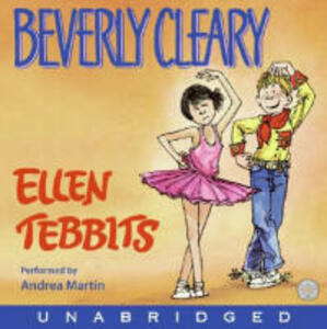 Ellen Tebbits CD - Beverly Cleary - cover