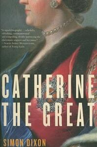 Catherine the Great - Simon Dixon - cover
