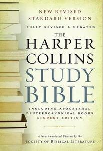 HarperCollins Study Bible: Fully Revised Student Edition - Harold W Attridge - cover