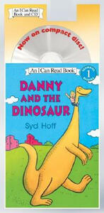 Danny and the Dinosaur Book and CD - Syd Hoff - cover