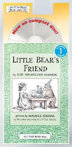 Little Bear's Friend - Else Holmelund Minarik - cover