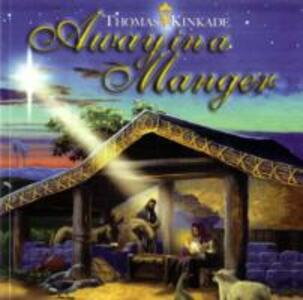 Away in a Manger - Public Domain - cover