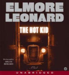 Hot Kid - Elmore Leonard - cover
