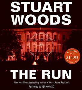 The Run CD Low Price - Stuart Woods - cover