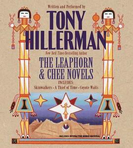 Tony Hillerman: The Leaphorn and Chee Audio Trilogy: Skinwalkers, a Thief of Time & Coyote Waits CD - Tony Hillerman - cover