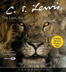 The Lion, the Witch and the Wardrobe - C. S. Lewis - cover