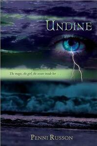 Undine - Penni Russon - cover