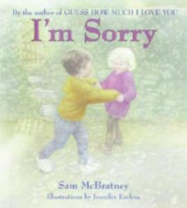 I'm Sorry - Sam McBratney - cover