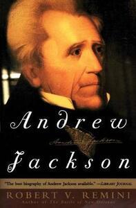 Andrew Jackson - Robert V. Remini - cover