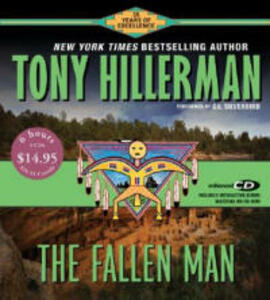 The Fallen Man CD Low Price - Tony Hillerman - cover