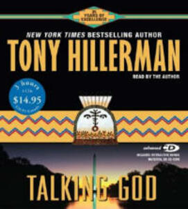 Talking God CD Low Price - Tony Hillerman - cover