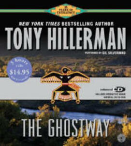 The Ghostway CD Low Price - Tony Hillerman - cover