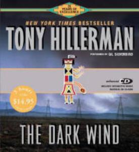 The Dark Wind CD Low Price - Tony Hillerman - cover