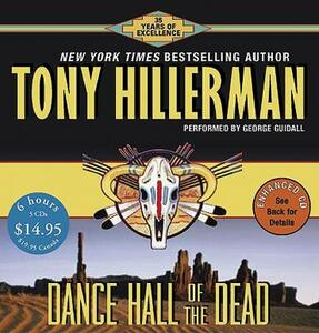 Dance Hall of the Dead CD Low Price - Tony Hillerman - cover