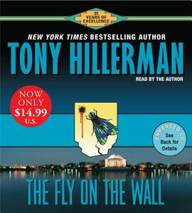 The Fly on the Wall CD Low Price - Tony Hillerman - cover