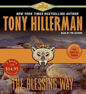 The Blessing Way CD Low Price - Tony Hillerman - cover
