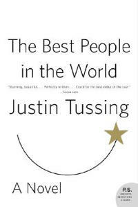 The Best People in the World - Justin Tussing - cover