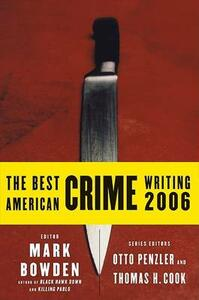 The Best American Crime Writing - Mark Bowden,Otto Penzler,Thomas H Cook - cover