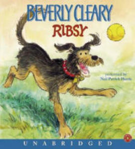 Ribsy CD - Beverly Cleary - cover