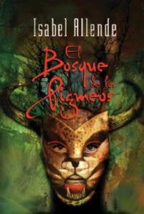 El Bosque de los Pigmeos - Isabel Allende - cover