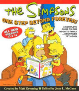 The Simpsons One Step Beyond Forever - Matt Groening - cover