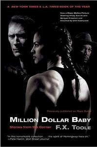 Million Dollar Baby: Stories from the Corner - F X Toole - cover