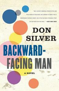 Backward-Facing Man - Don Silver - cover
