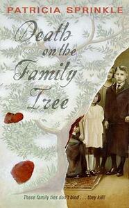 Death on the Family Tree: A Family Tree Mystery - Patricia Sprinkle - cover