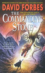 The Commanding Stone - David Forbes - cover