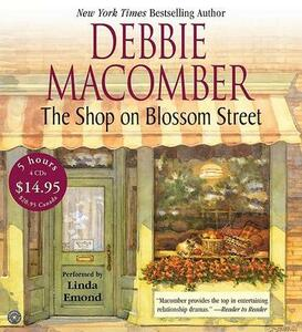 The Shop on Blossom Street CD Low Price - Debbie Macomber - cover