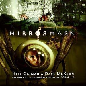 Mirrormask (Children's Edition) - Neil Gaiman - cover